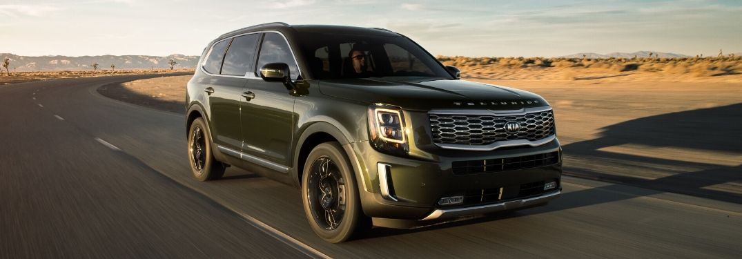 The Kia Telluride was named Edmunds' 2020 Top SUV