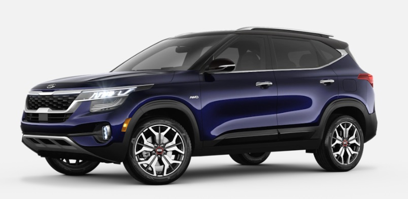 what color options are available on the 2021 kia seltos 2021 kia seltos
