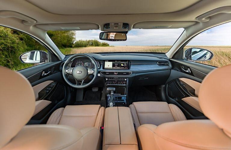 2020 Kia Cadenza interior