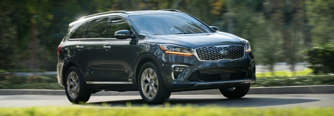 What Are the 2020 Kia Sorento Engine and Towing Specs?