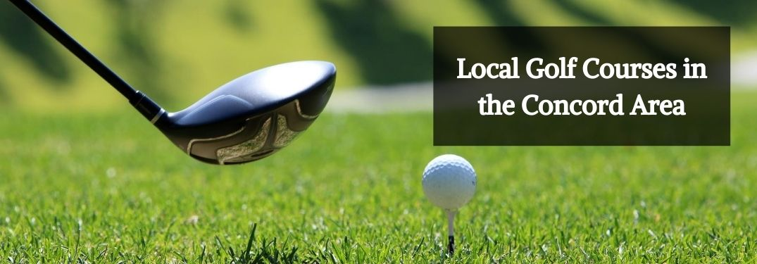 What Are the Top-Rated Public and Private Golf Courses in the Concord Area?