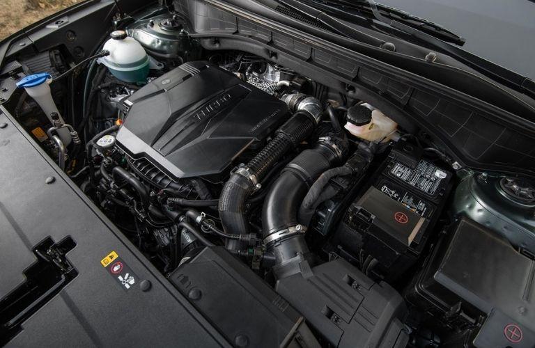 2021 Kia Sorento NX Line Turbocharged Engine