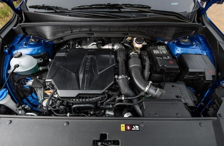 2021 Kia Sorento SX Turbocharged Engine