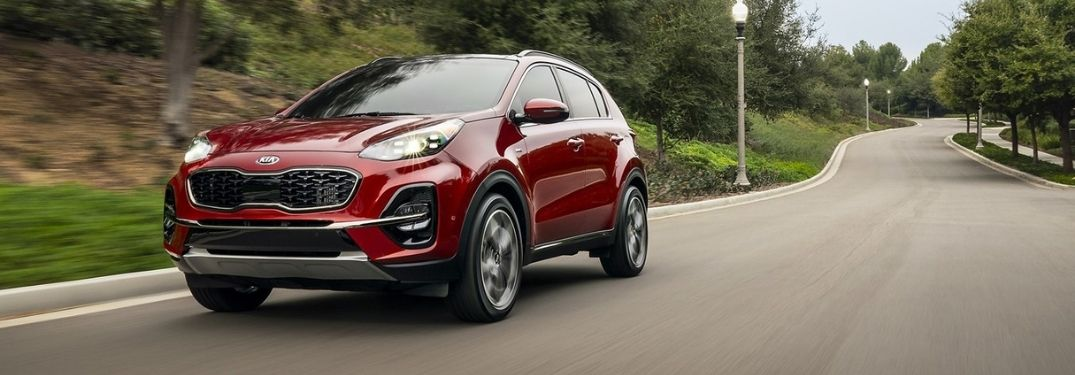 How Many Colors Does the 2021 Kia Sportage Come In?