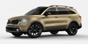 What Are the 2021 Kia Sorento Interior and Exterior Color ...