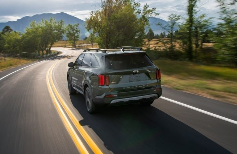 How Much Can the 2021 Kia Sorento Tow?