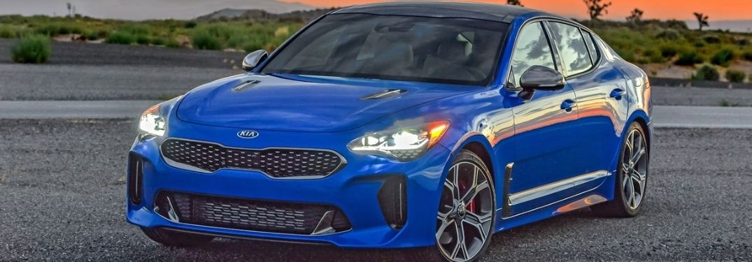 Guide to 2021 Kia Stinger Engine Options, Power and MPG Specs