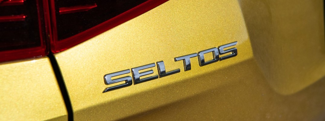 Kia all but exhausts its color palette with the 2021 Seltos
