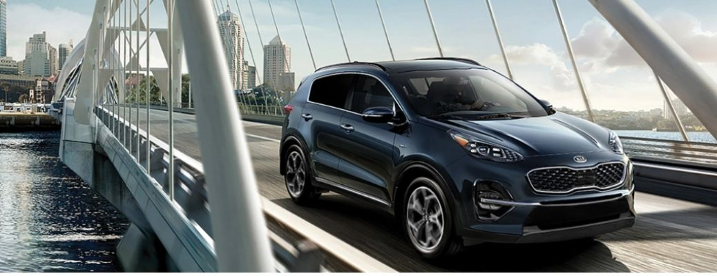 Advanced Tech Features Available in the 2022 Kia Sportage