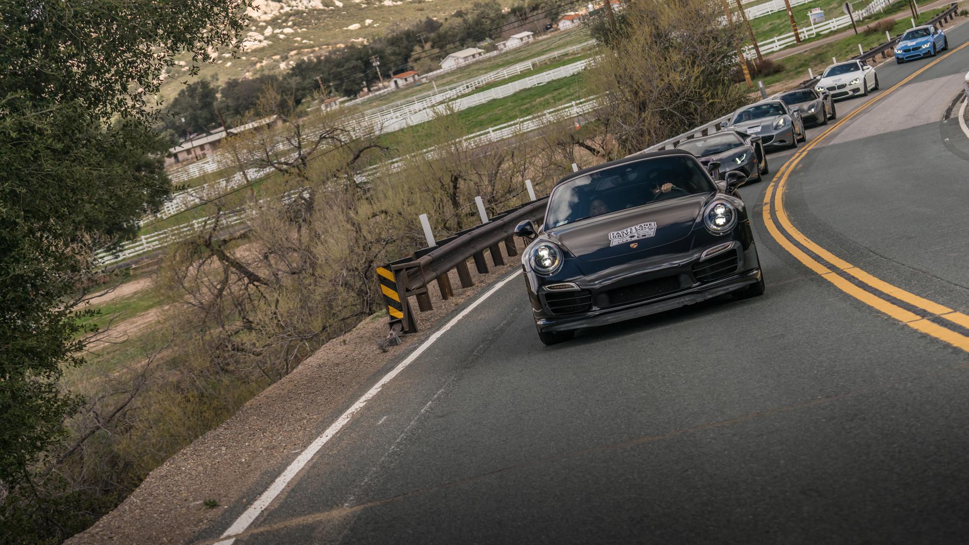 Fast Lane Drive X O Gara La Jolla Exciting Partnership