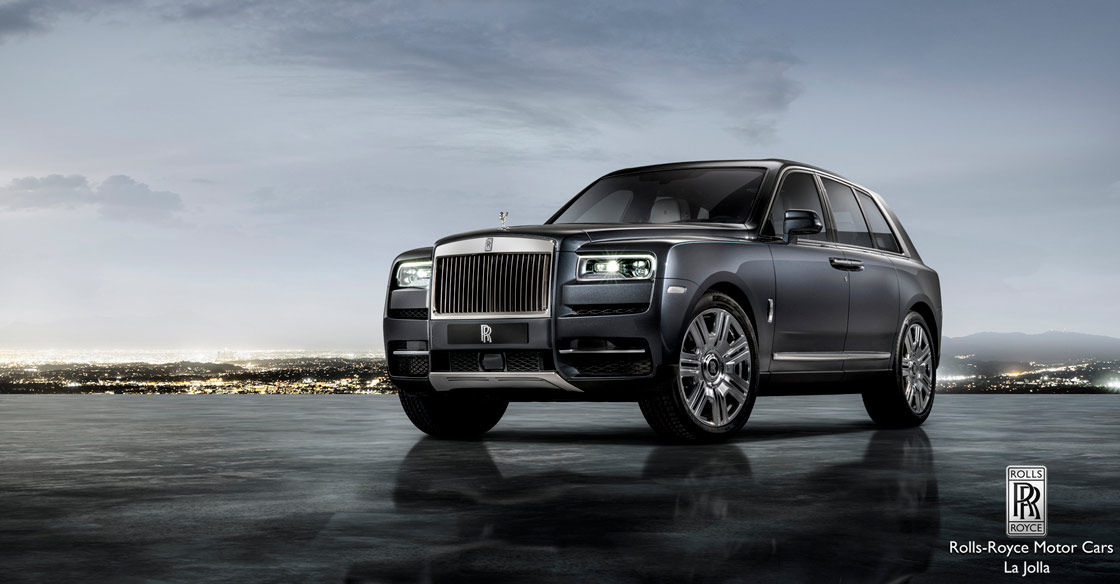 INTRODUCING THE ROLLS-ROYCE CULLINAN - ROLLS-ROYCE LA JOLLA