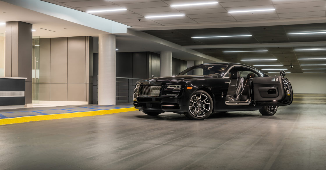 Why the Rolls-Royce Wraith Black Badge is the Best Luxury Vehicle