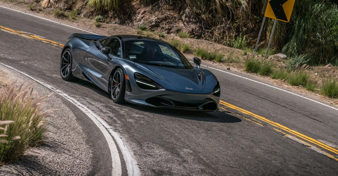 4 Places to Take Your McLaren 720s for a Ride in San Diego