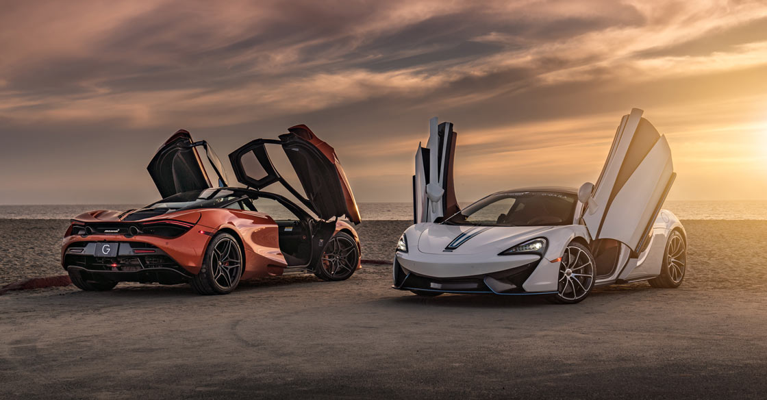 O'Gara Coach Welcomes McLaren Automotive to the San Diego Family