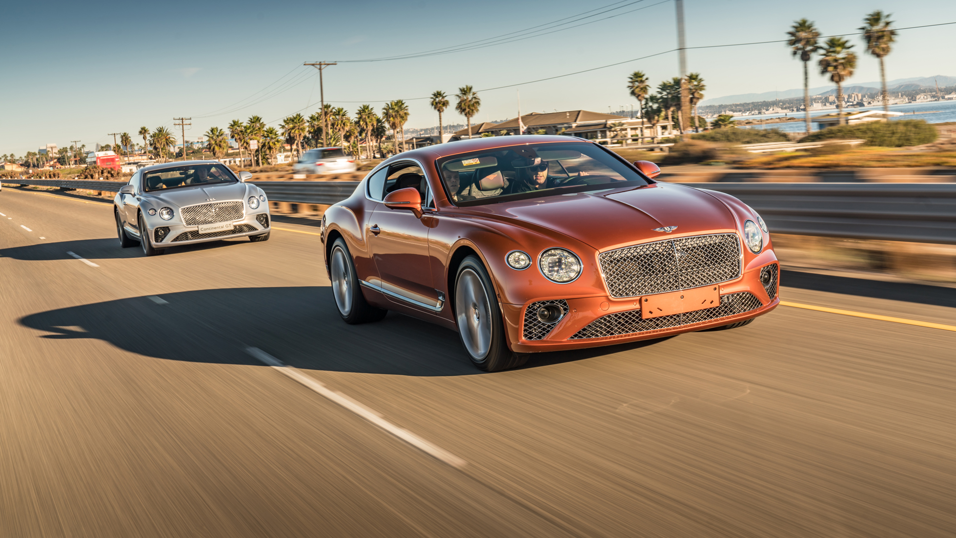 BENTLEY CONTINENTAL GT FLY AND DRIVE - BENTLEY LA JOLLA