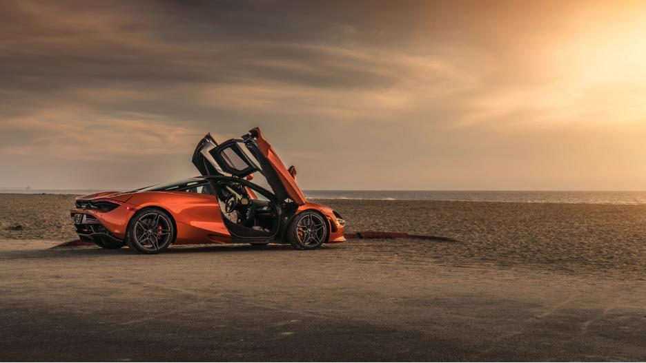 McLaren San Diego