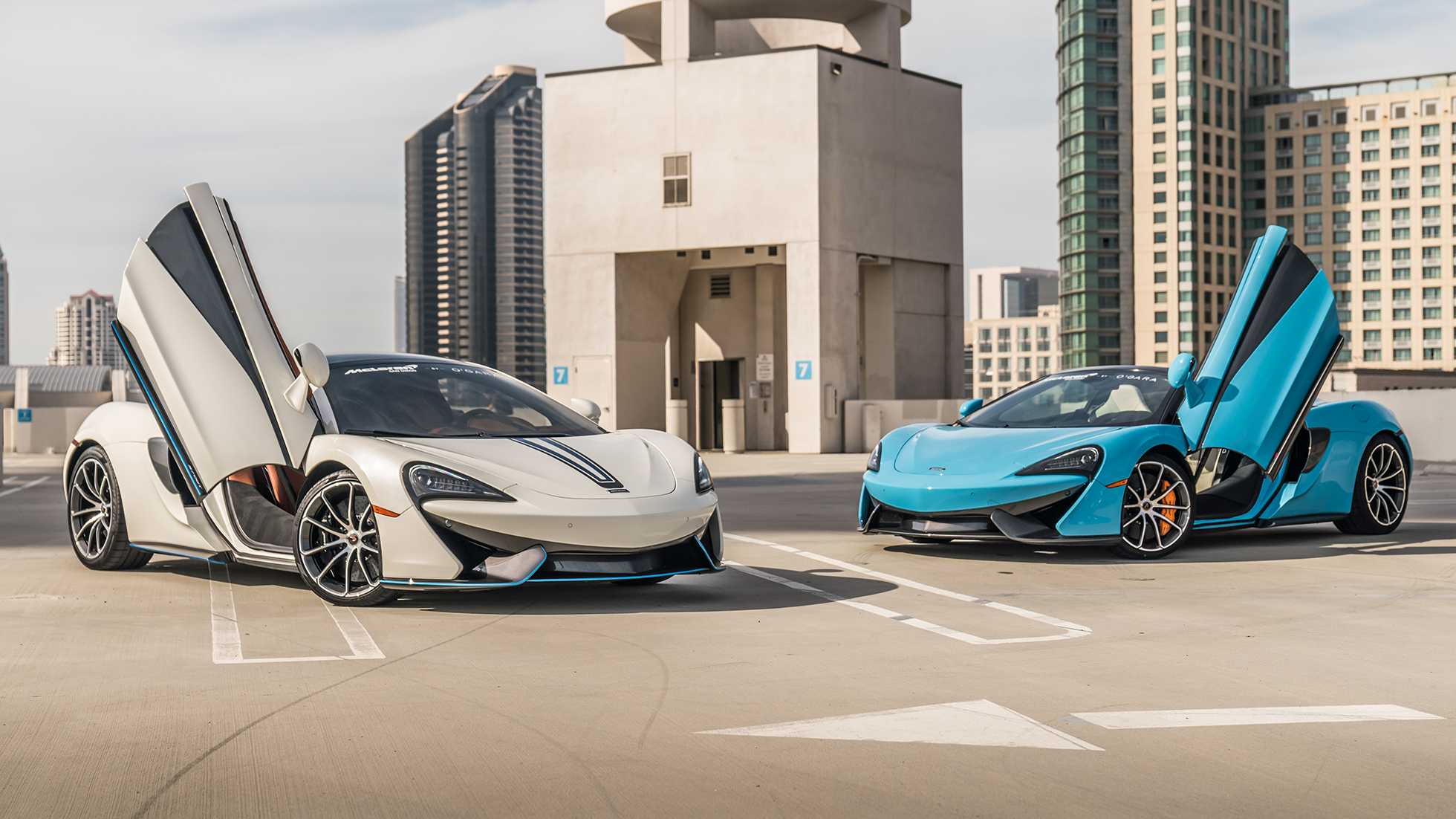 MCLAREN IS SPEEDING ONTO THE SAN DIEGO SUPERCAR SCENE (WITH NO SIGNS OF STOPPING)