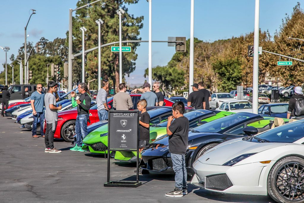 WESTLAKE GT - CARS & COFFEE. REINVENTED. - NOVEMBER