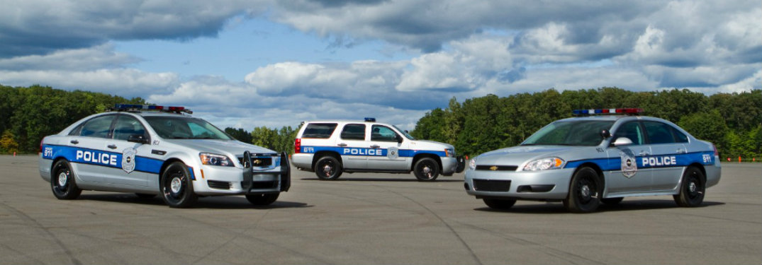 ... Top Speeds Of Common Police Cars