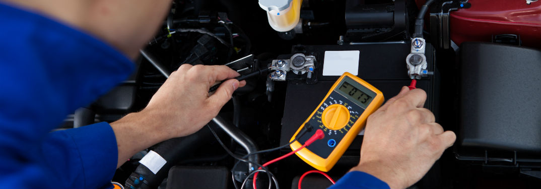 How to tell when it's time for a new car battery