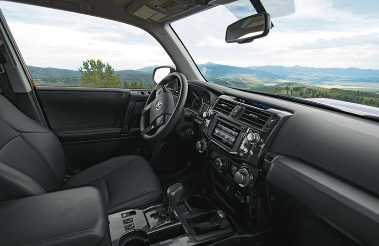 2017 toyota 4runner cargo volume and overall performance. Black Bedroom Furniture Sets. Home Design Ideas