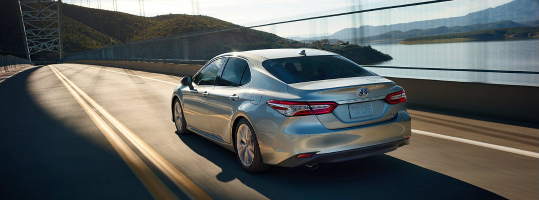 2018 Toyota Camry available engine options and overall performance