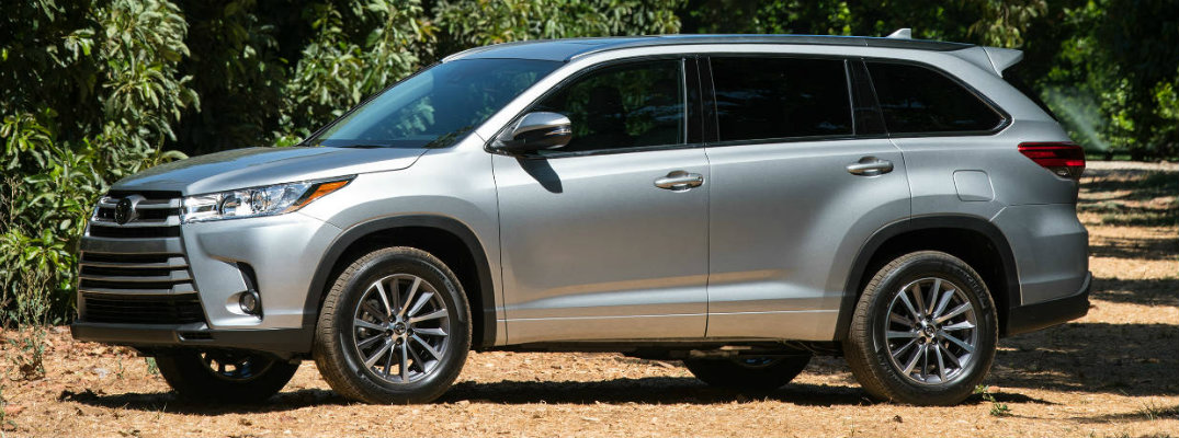 How Much Can You Store In The 2018 Toyota Highlander?