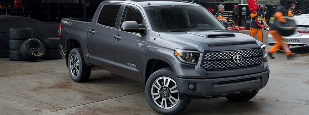 How powerful is the 2018 Toyota Tundra?