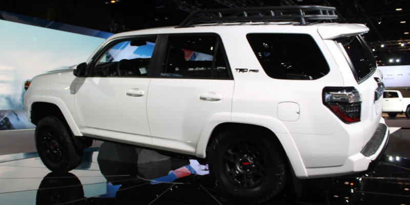 2019 Toyota 4runner Trd Pro Reveal And Photo Gallery From
