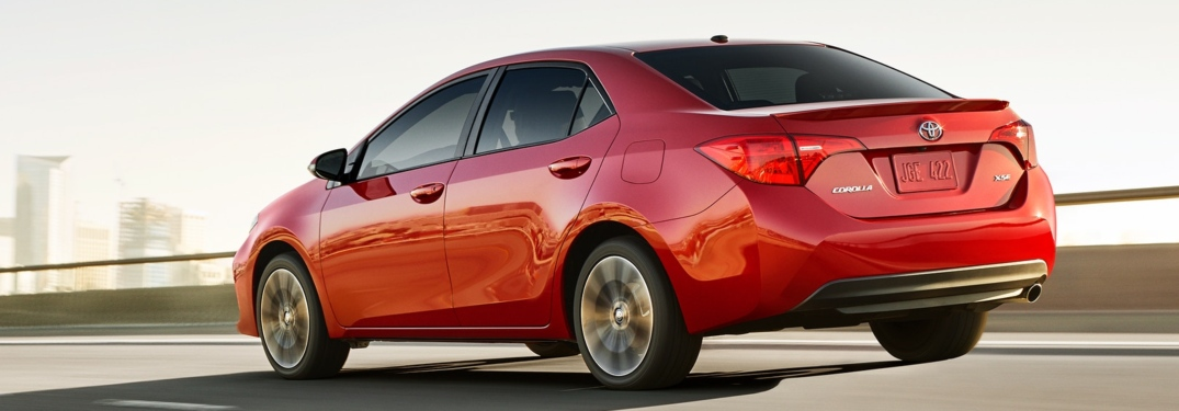2019 Toyota Corolla Pricing Information