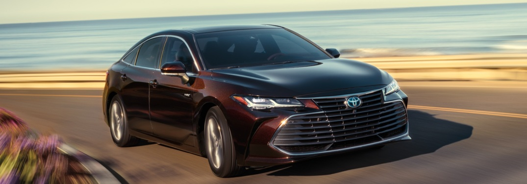 How powerful is the 2019 Toyota Avalon?