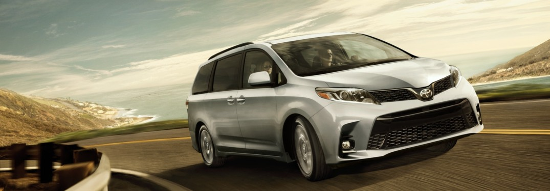 How comfortable is the 2019 Toyota Sienna?