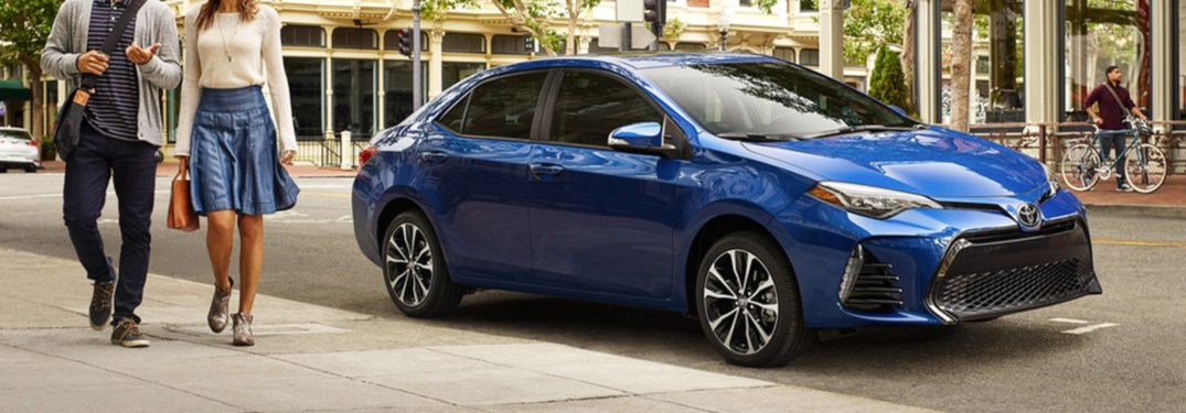 What Driver Aids Come Standard in the 2019 Toyota Corolla?
