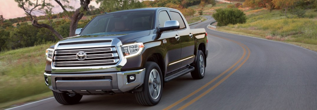 What's new in the 2019 Toyota Tundra?