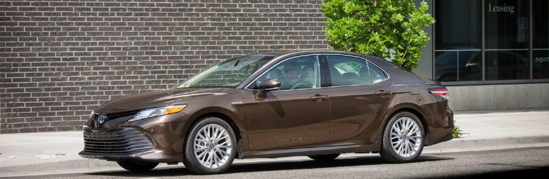 Photo gallery: Exterior color options available on the 2020 Toyota Camry