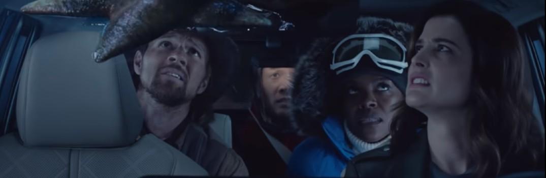 Toyota Highlander Super Bowl Commercial