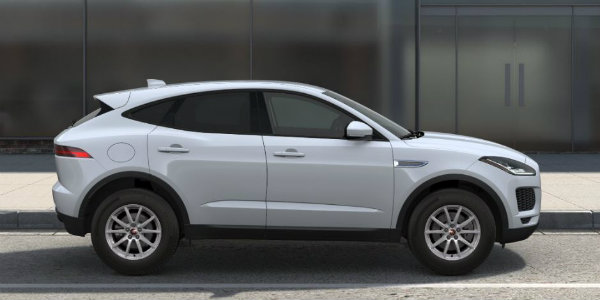 2018 Jaguar E PACE In Fuji White