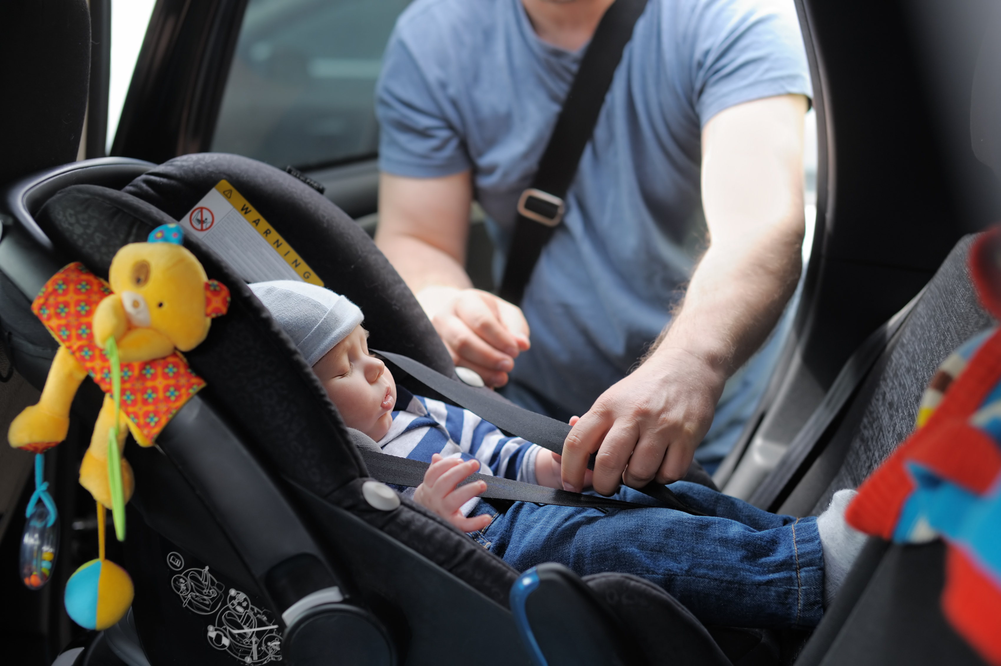 Car Seat To Install Your Rear Facing