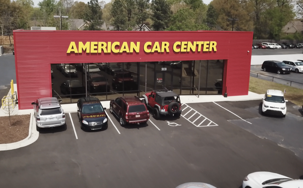 Why Choose American Car Center?