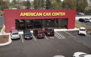 American Car Center Front