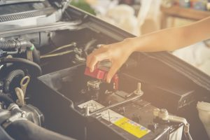 Check the car battery