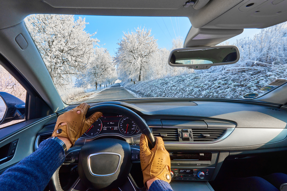 American Car Center's Guidelines for Safe Winter Driving