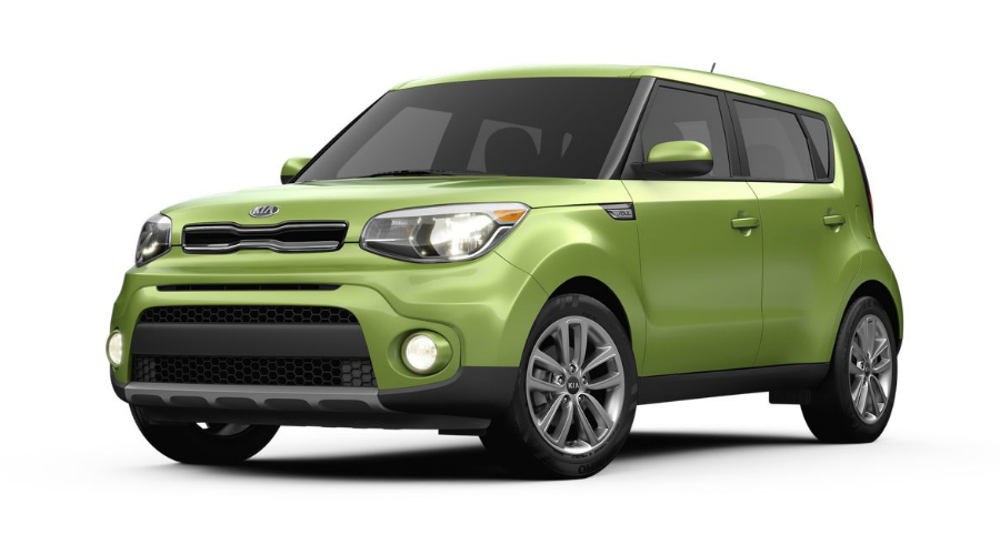 what colors does the 2018 kia soul come in. Black Bedroom Furniture Sets. Home Design Ideas