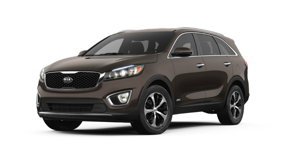 2018 Kia Sorento in Polished Walnut
