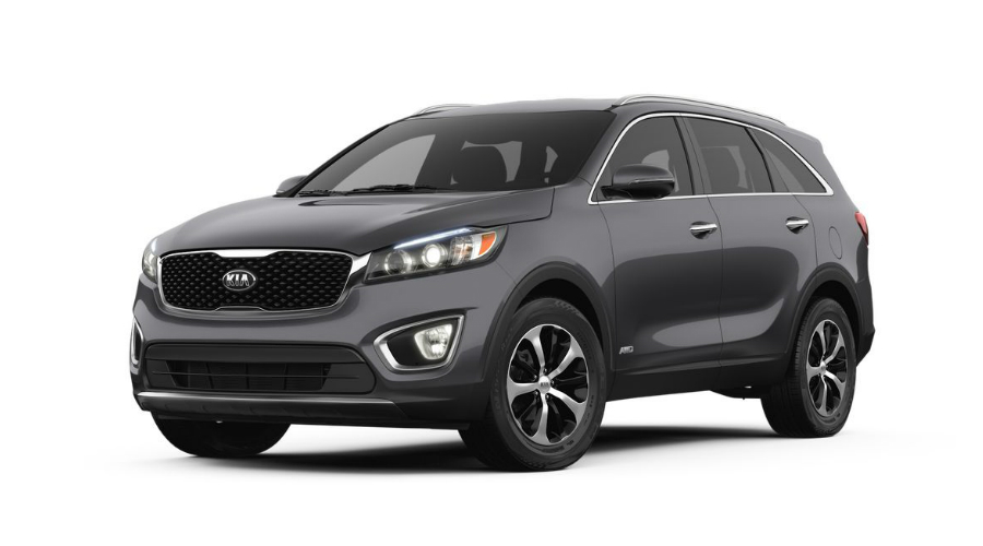 2018 Kia Sorento in Platinum Graphite