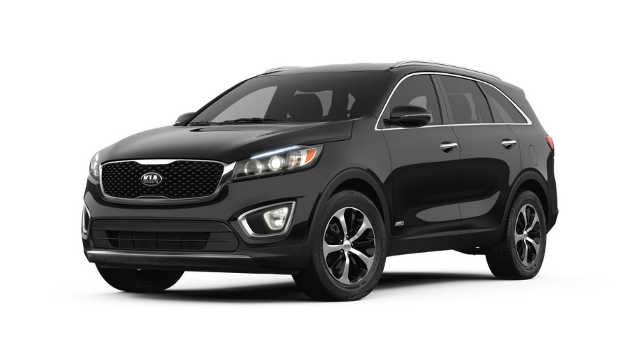 2018 Kia Sorento in Ebony Black