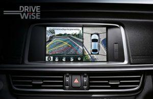 2018 Kia Optima rearview monitor