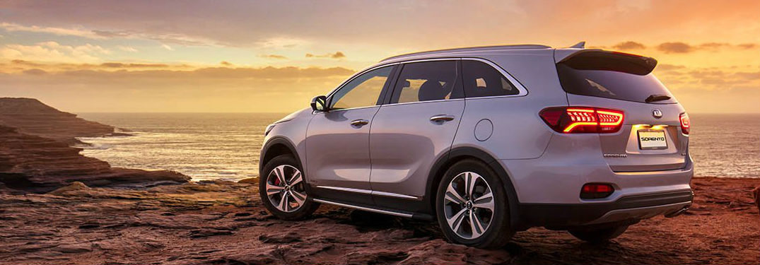 Long list of technology features and comfort options make 2019 Kia Sorento a top pick for new crossover SUV