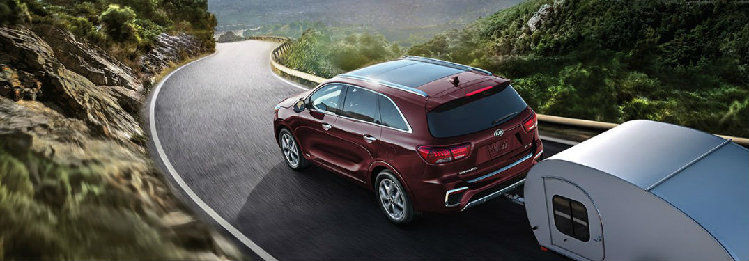 Strong list of safety features help 2019 Kia Sorento become a top pick for new crossover SUV