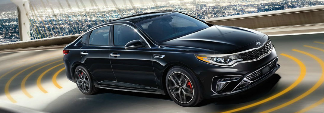 2019 Kia Optima earns top safety rating thanks to impressive list of innovative safety features and driver-assist technologies